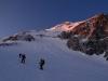Tamayo, Gerfried, Hans, Günther, Gipfeltag auf 7400m