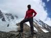 Im Basislager des K2
