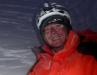Sepp Bachmair am K2 auf 7600m