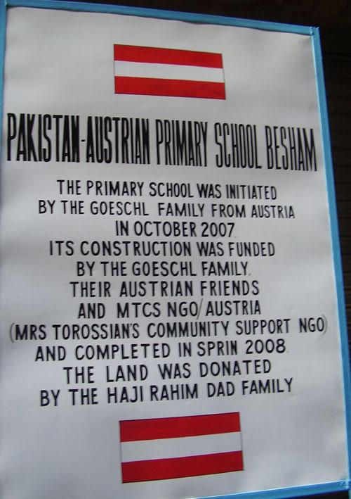 Pakistanhilfe 2005